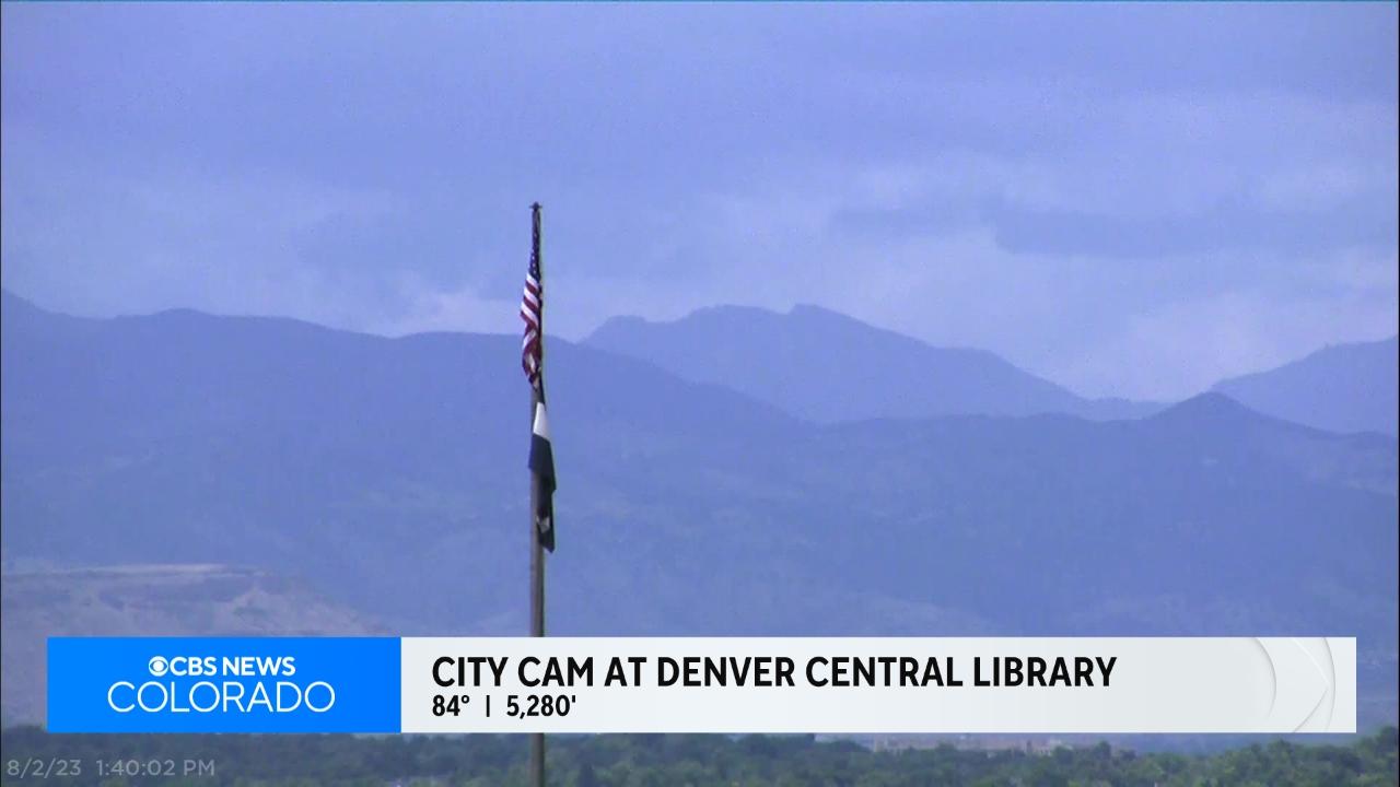 Denver Public Library Cam